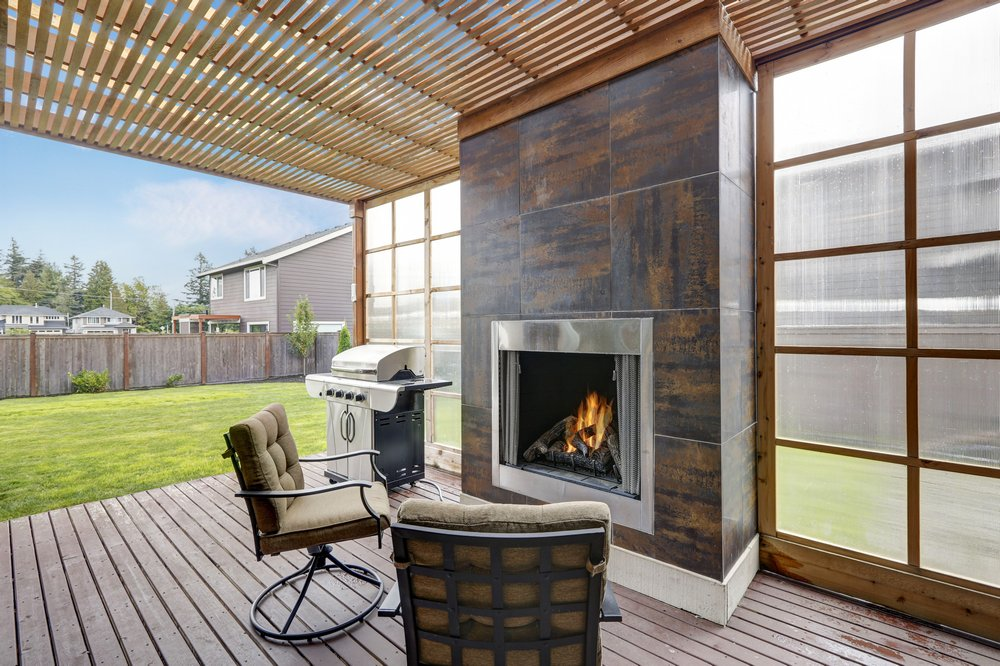 patio sunroom deck
